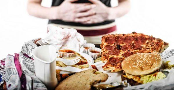 Uncontrolled Food Habits