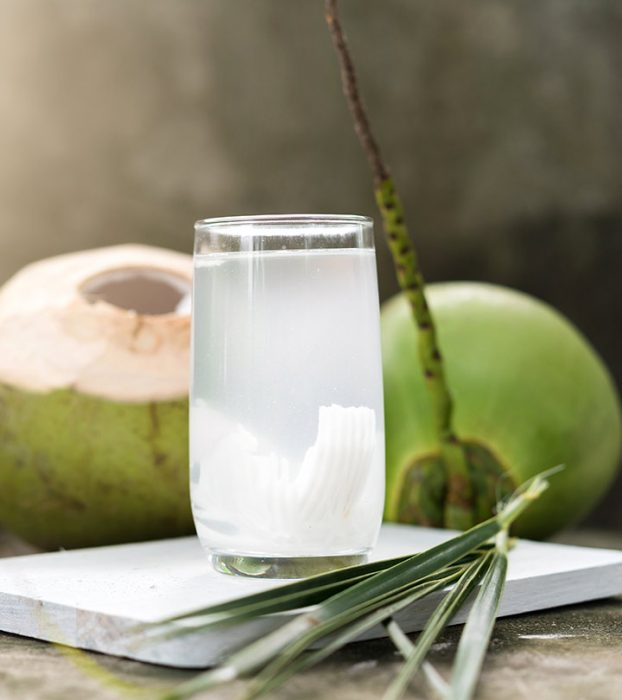 coconut water for hair growth