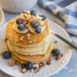 Almond Flour Pancakes Recipe 2