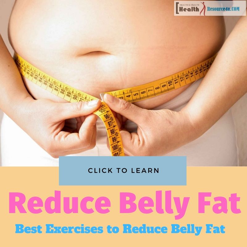 Best Exercises to Reduce Belly Fat