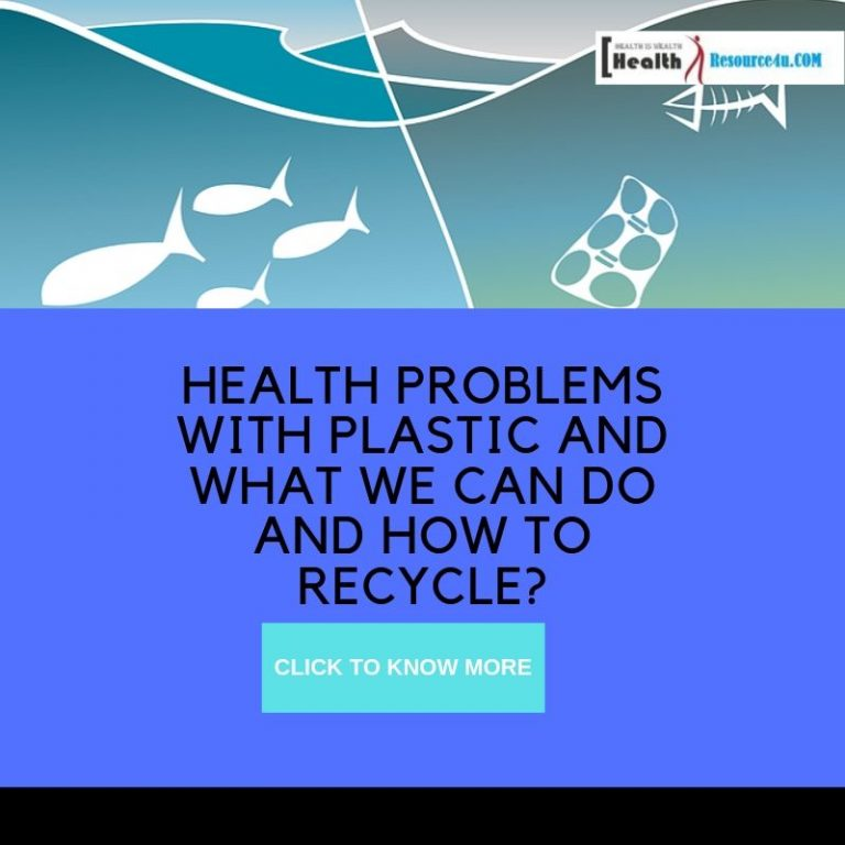 Health Problems With Plastic