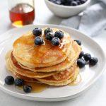 amond flour pancakes keto friendly and gluten free recipe