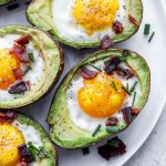 Avocado Breakfast Egg Cups Recipe#2