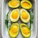 Avocado Egg Cups photo recipe1
