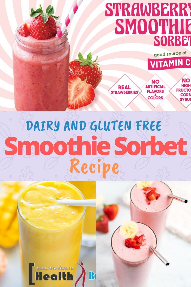 Smoothie Sorbet Recipe