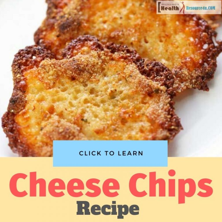 Cheese Chips Recipe Keto