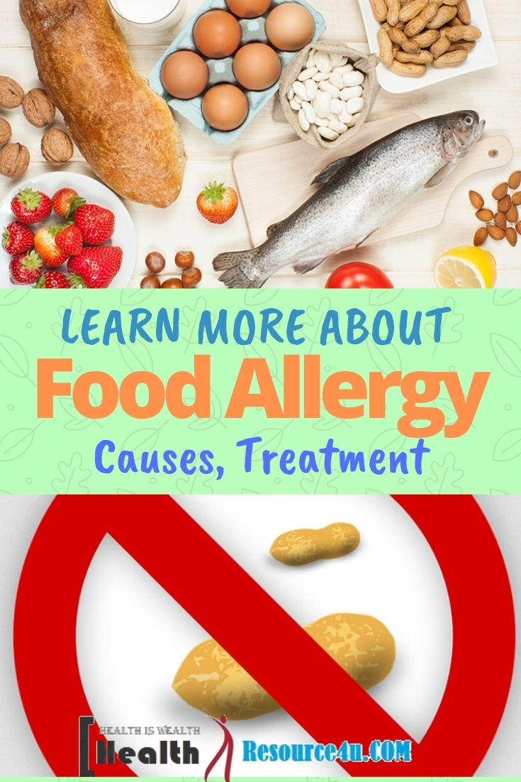 Food Allergy Problem