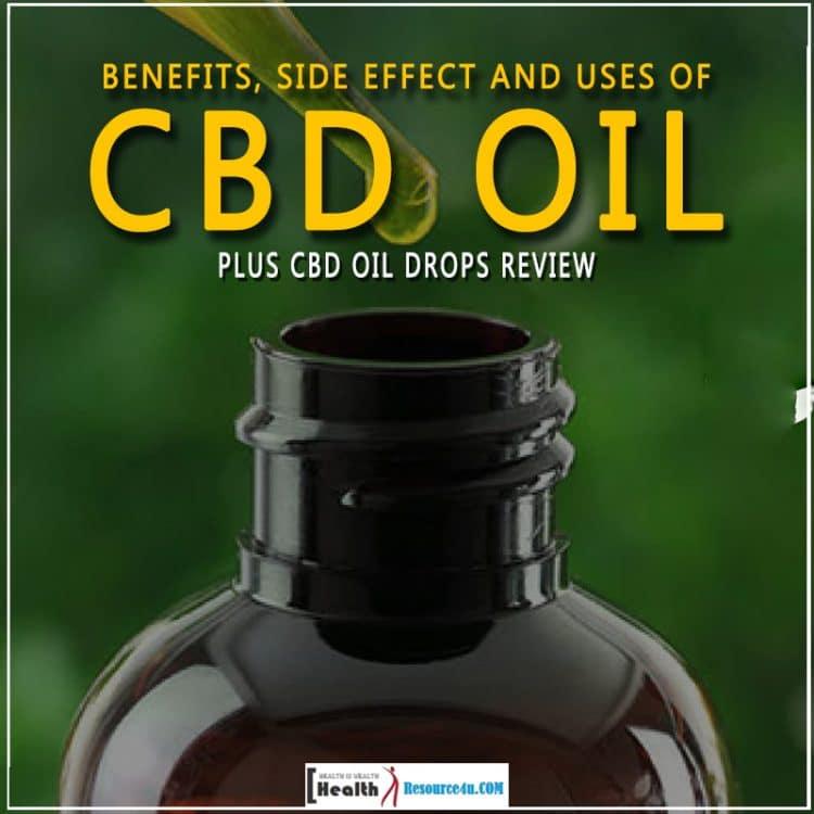 Plus CBD Oil Drops