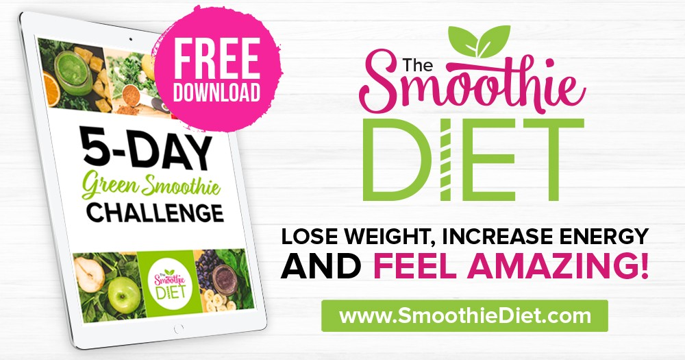 best smoothie diet for weight loss