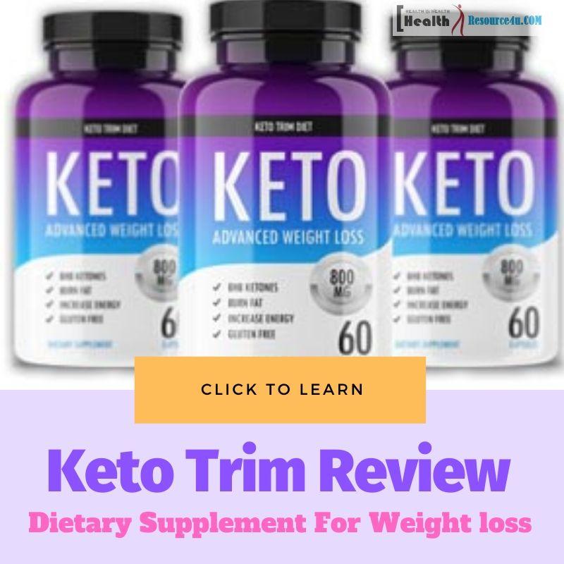 Keto Trim Review