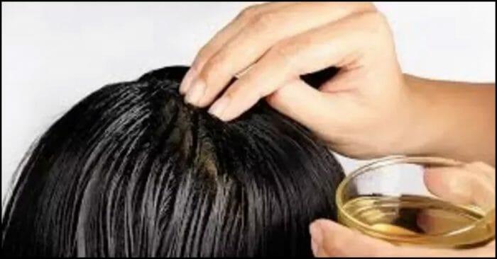 Castor oil helps to treat baldness