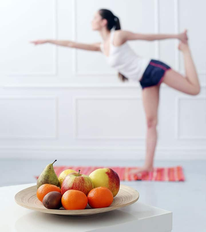 what we should eat before and after yoga