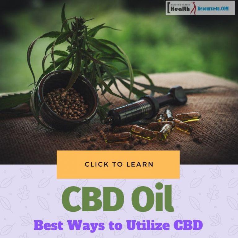 Top Ways to Utilize CBD