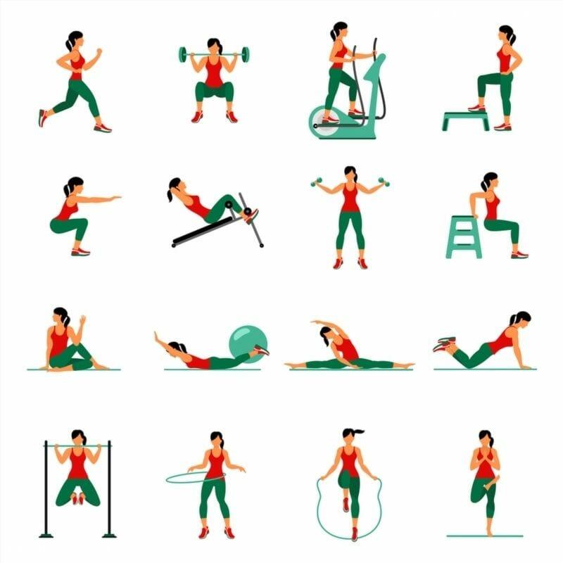 Five Benefits of Aerobic Exercise
