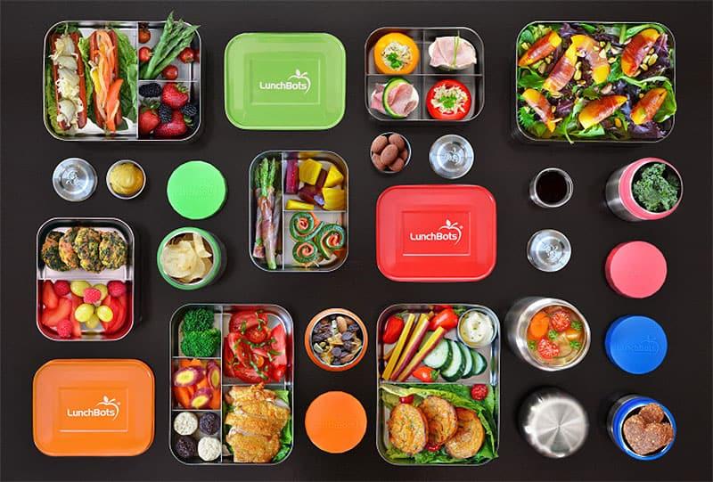 Paleo Diet Lunch Box Ideas for Work