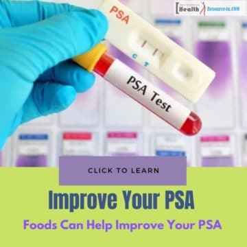 Foods Can Help Improve Your PSA