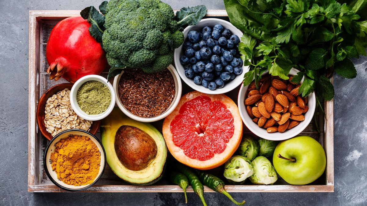 superfoods that will help you become fitter & healthier